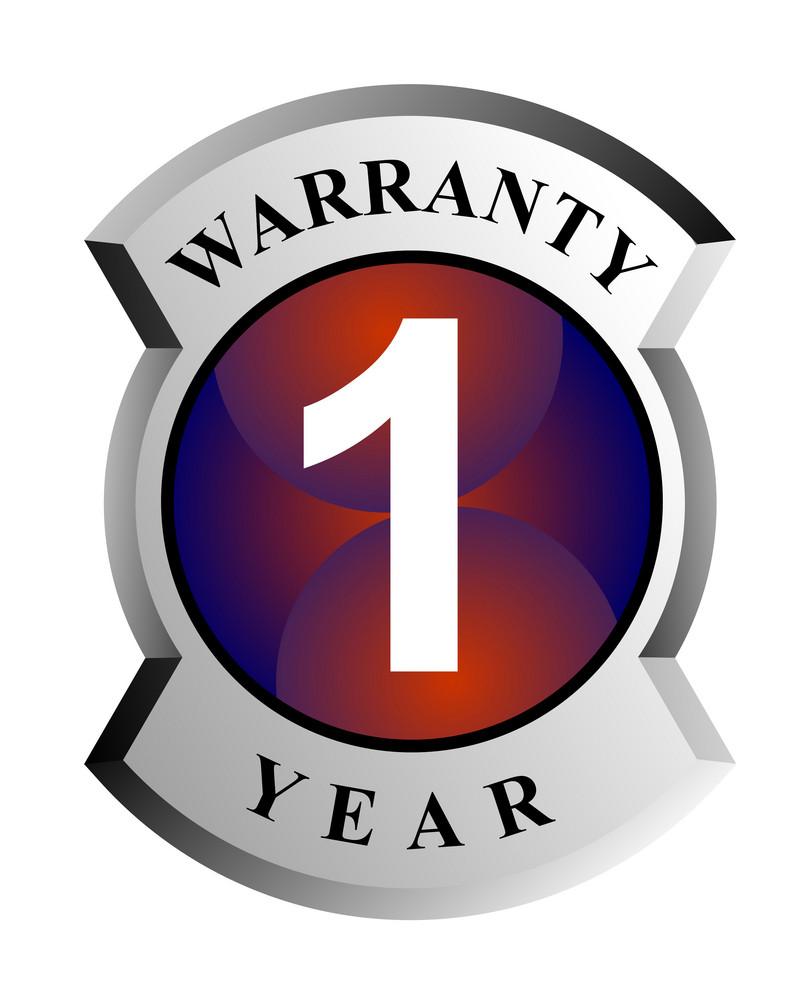 1 Year Warranty Shield