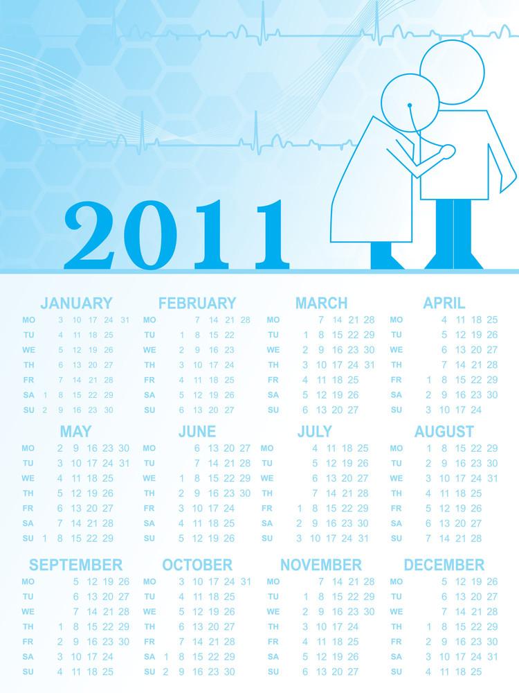 2011 Medical Calendar