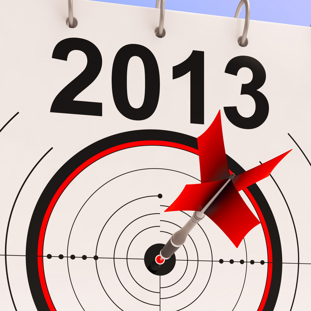 2013 Target Means Business Plan Forecast