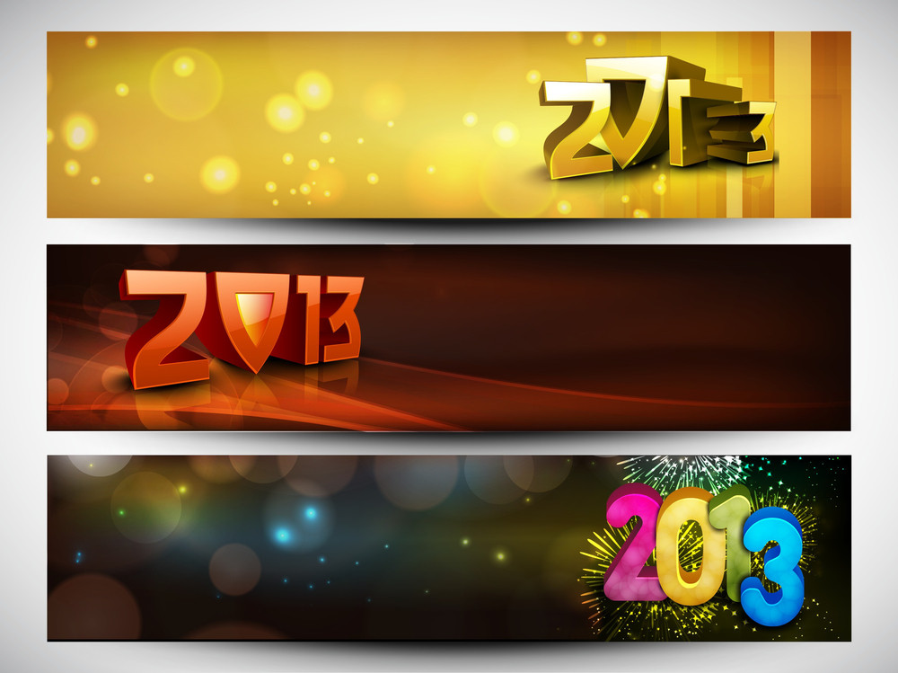 2013 Website Header Or Banner