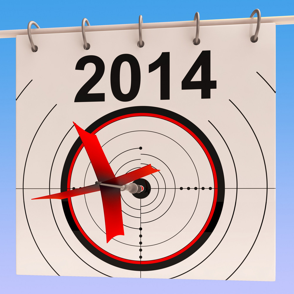 2014 Calendar Means Planning Annual Agenda Schedule