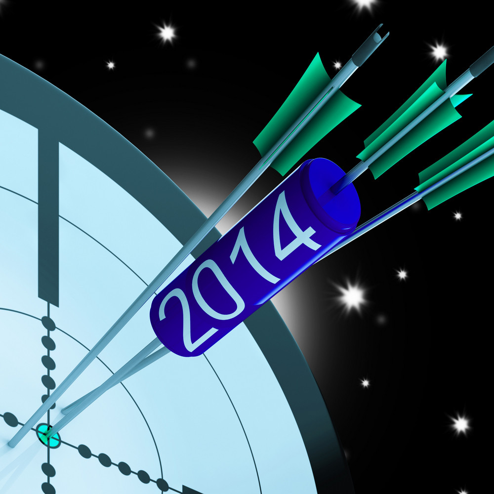 2014 Future Projection Target Shows Forward Planning