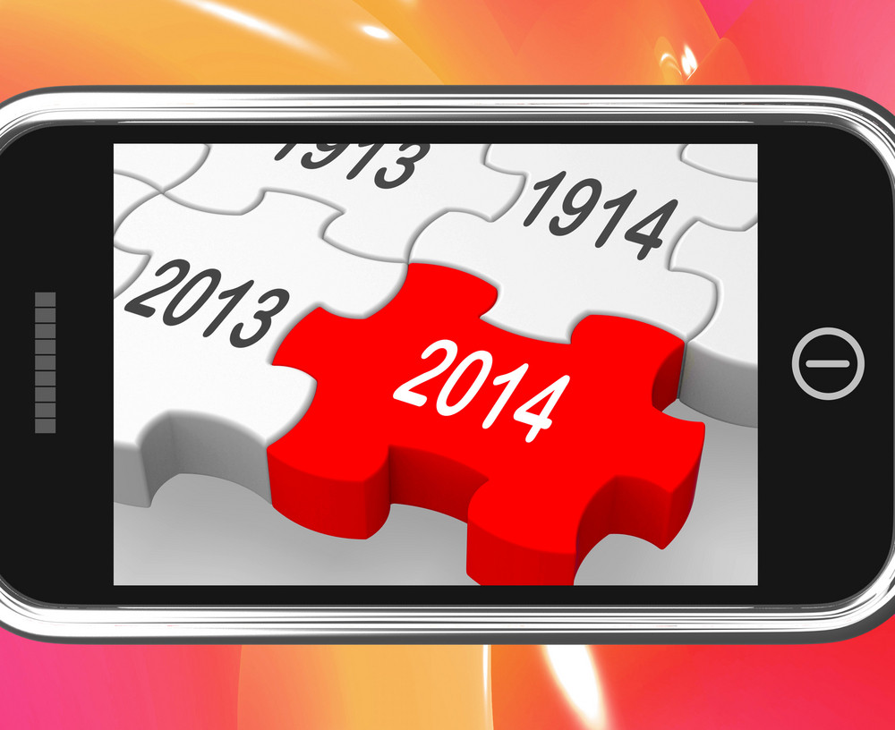 2014 On Smartphone Showing Forecasts