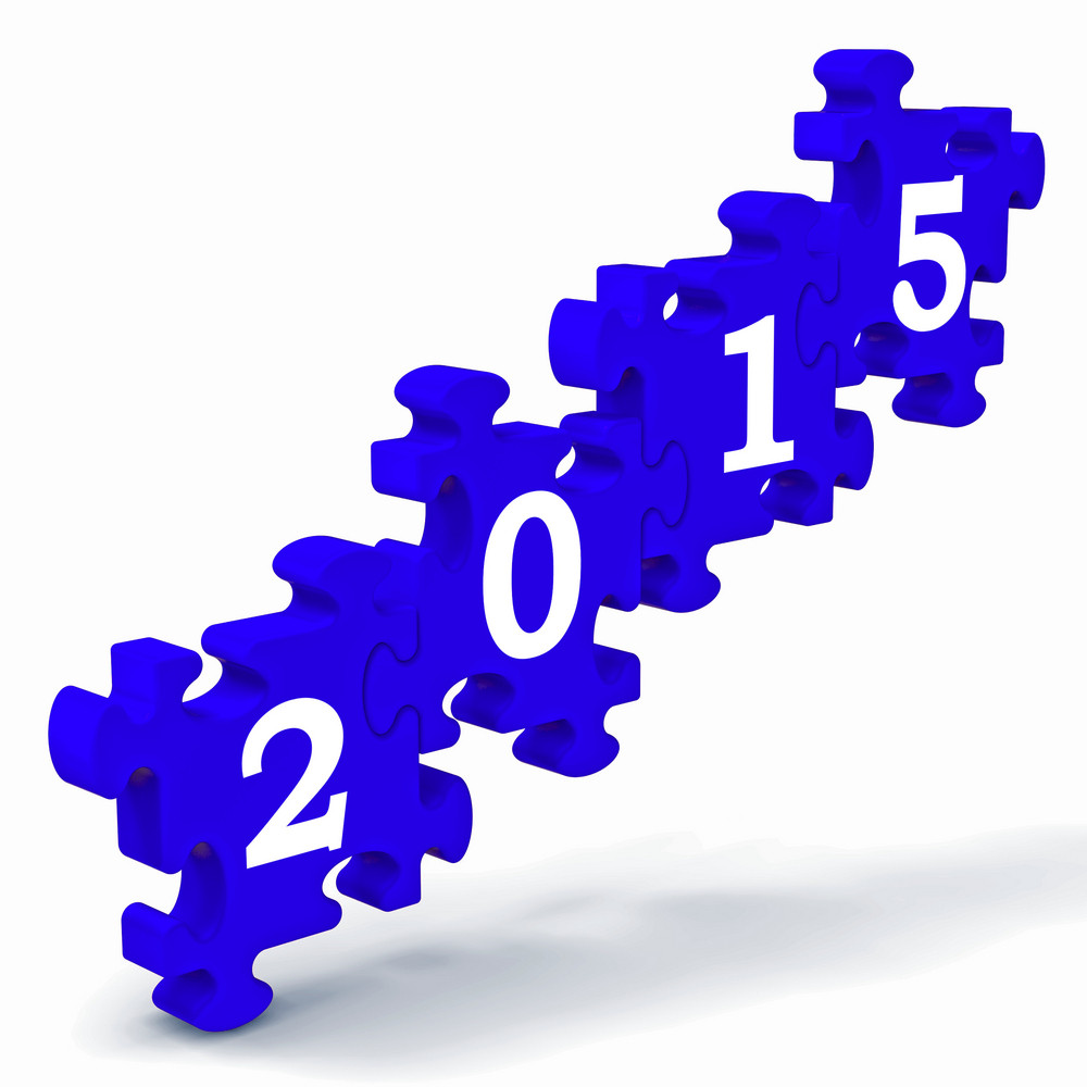 2015 Puzzle Shows Annual Resolutions