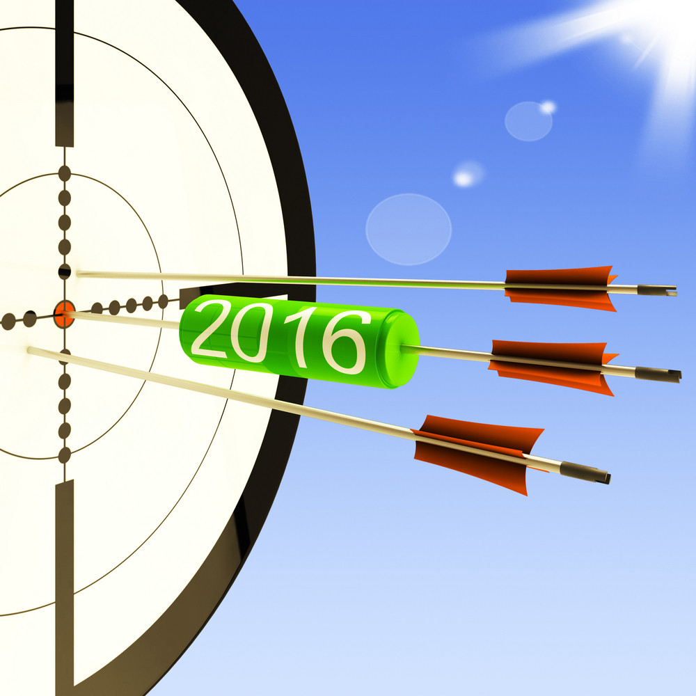 2016 Target Shows Business Plan Forecast