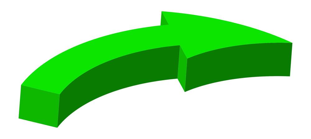 3d Arrow Shape