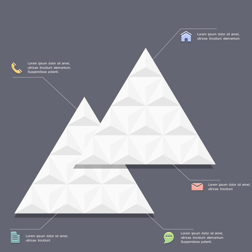 3d Creative Design Template For Inforgraphics
