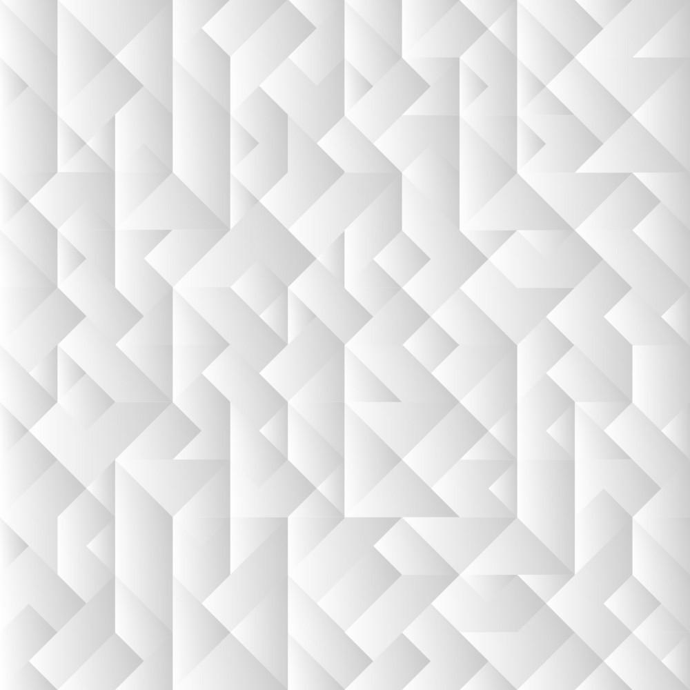 3d Grey Geometric Background