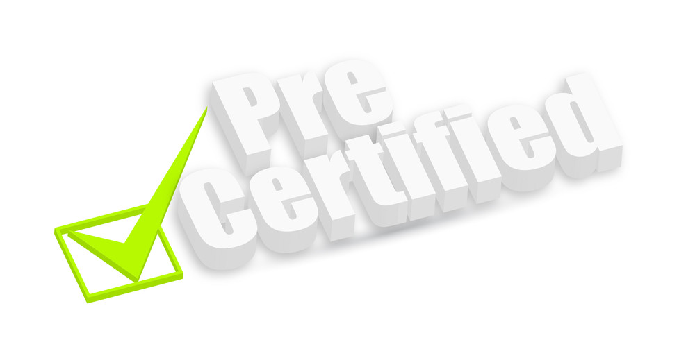 3d Pre-certified Text
