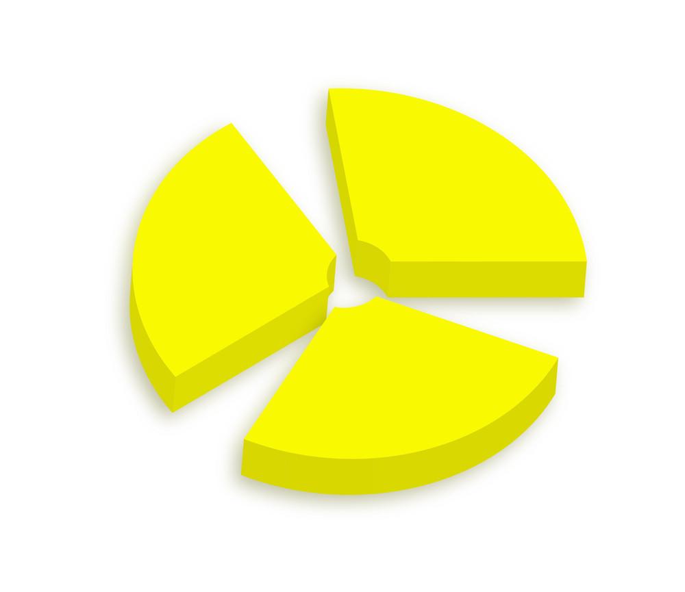 3d Radiation Icon