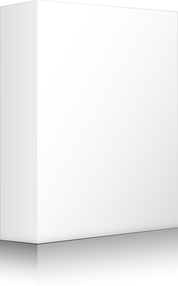 3d White Box