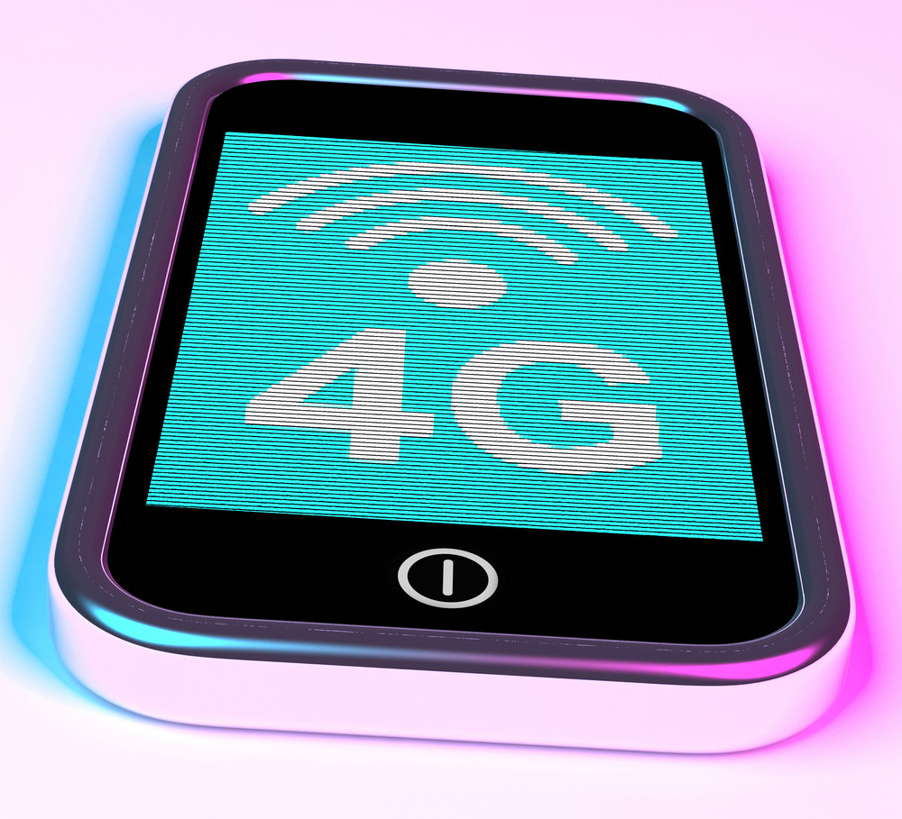4g Internet Connection On Mobile Phone