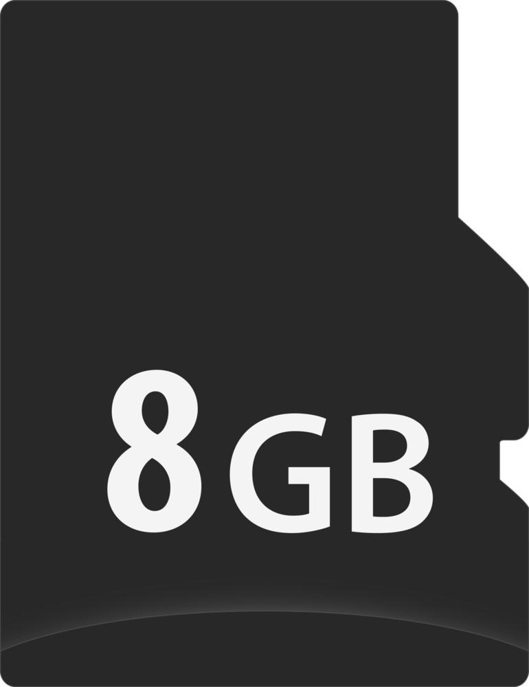 8 Gb Storage Card