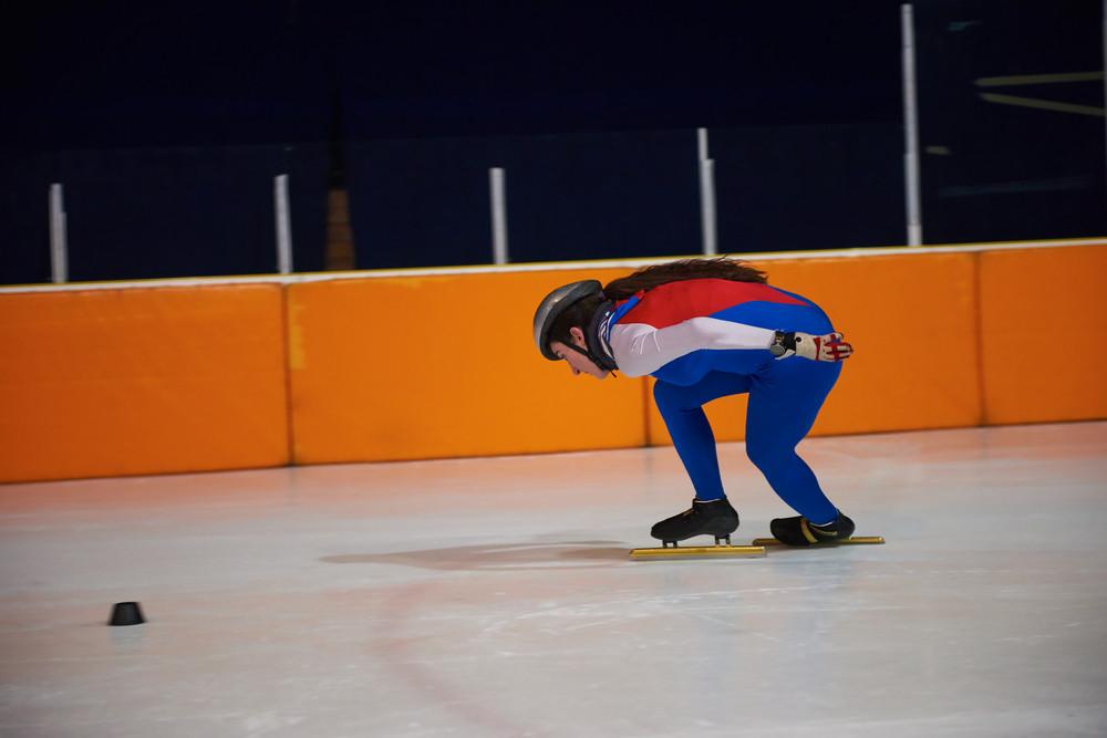 Speed skating