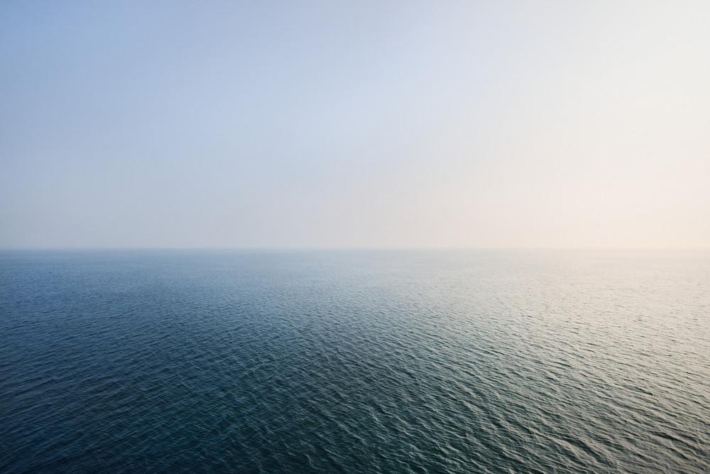 A Sunrise At The Open Baltic Sea