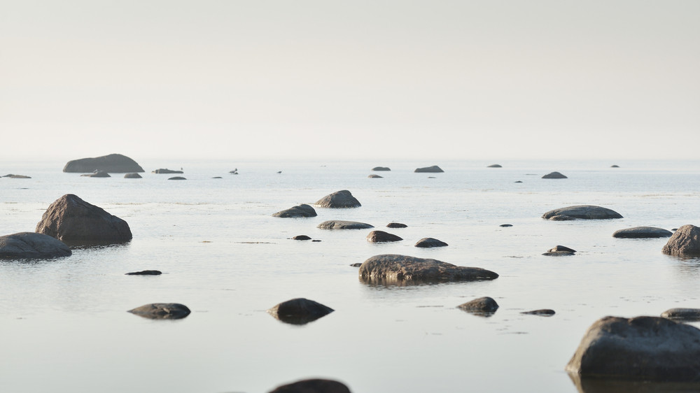 Rocks At The Coast Of Kasmu (captain's Village)