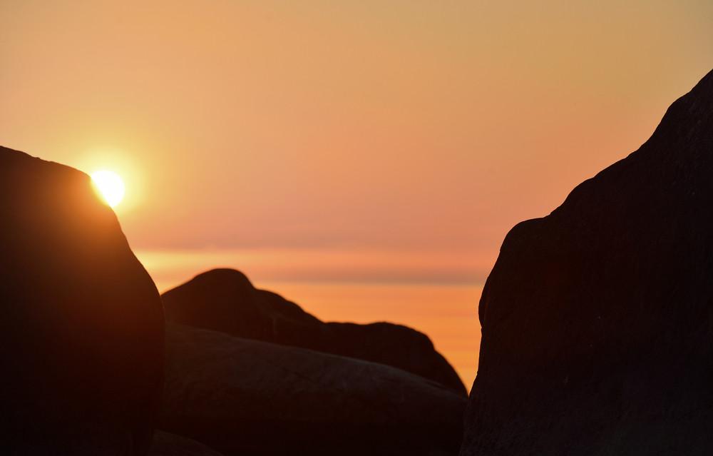Rocks At The Coast Of Kasmu (captain's Village)