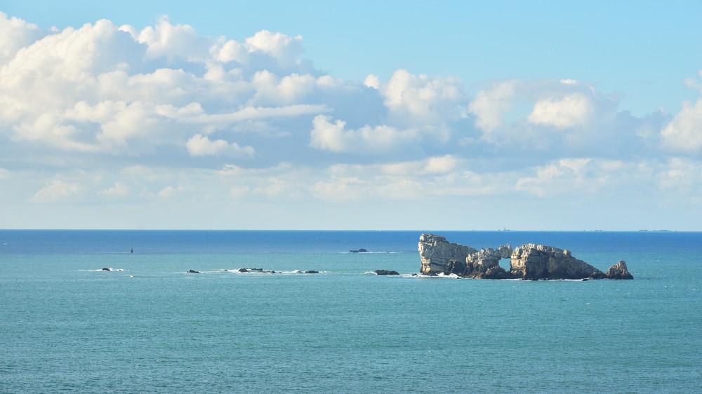 The Cliffs At The Cape Of Pointe De Pen-hir
