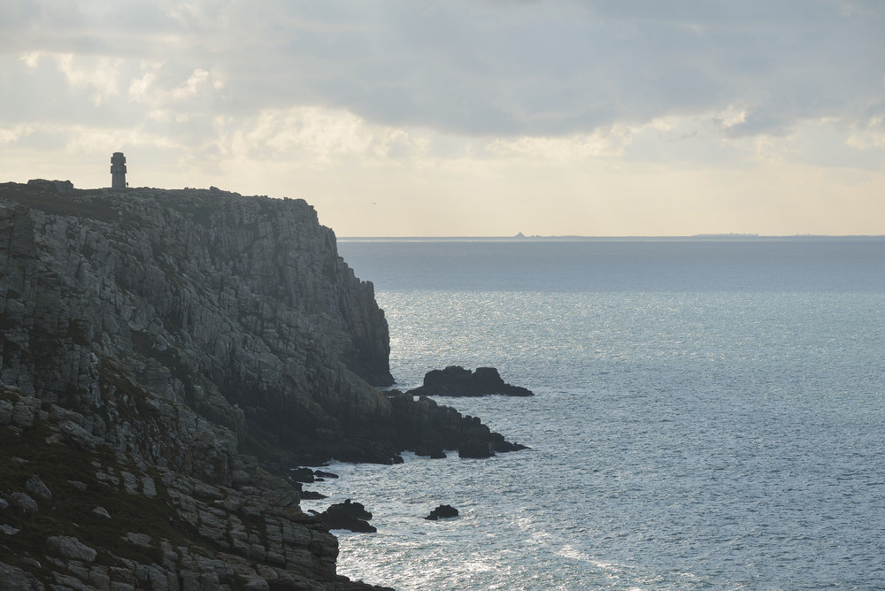 The Cliffs At The Cape Of Pointe De Pen-hir