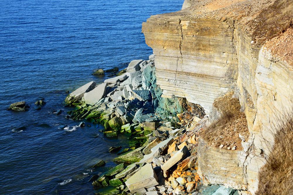 The Cliffs Of Paldiski