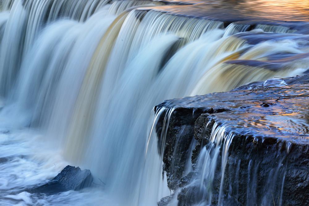 Keila Waterfall In Estonia