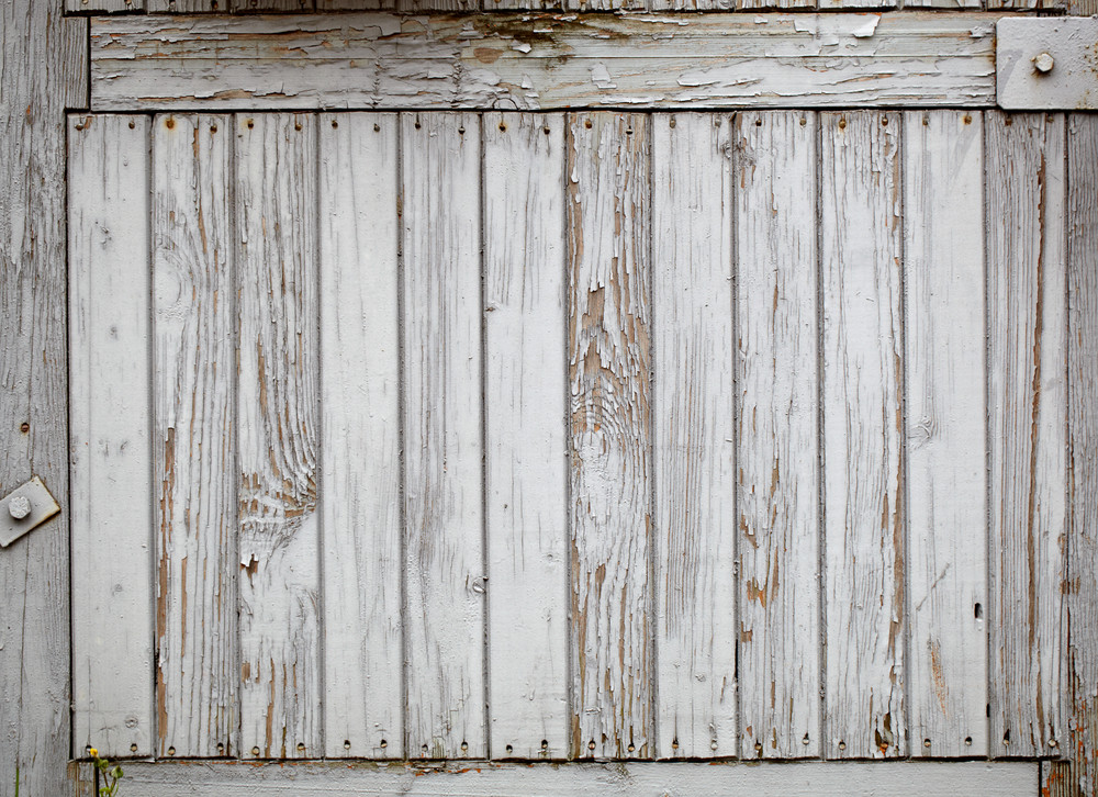 Grey wooden wall