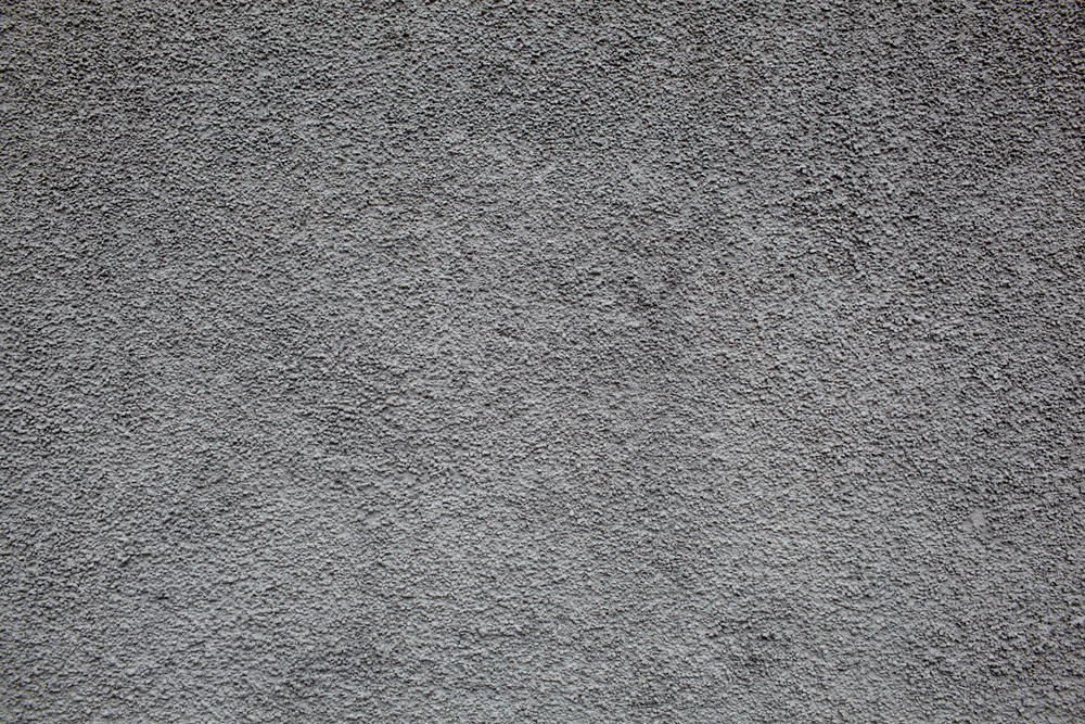 Dark grey concrete wall