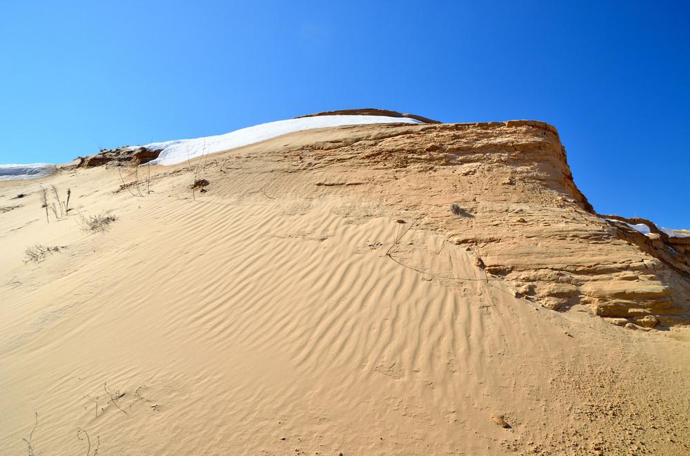 Desert Landscape General View