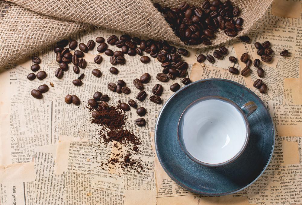 Kaffee-Obertasse