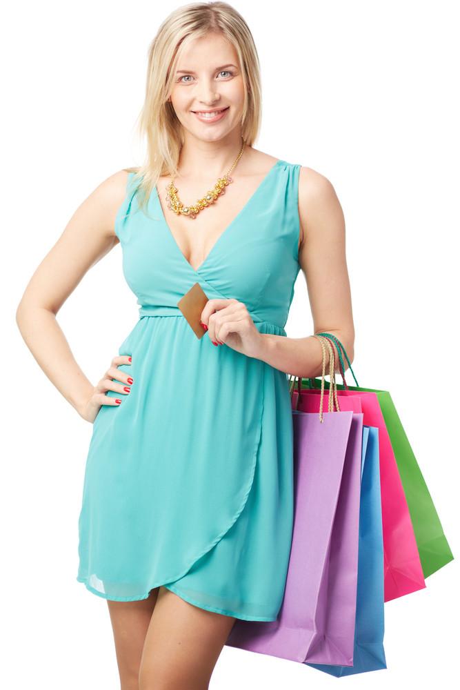 Modern Woman Prefer Online Shopping