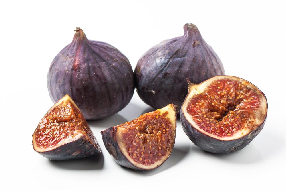 Figs Over White