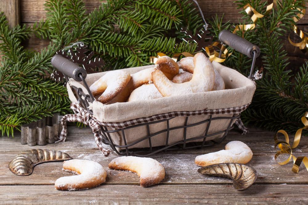 Christmas Homemade Cookies