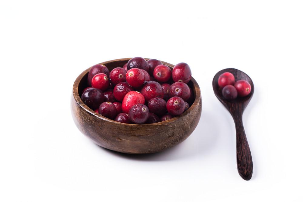 Bowl Of Cranberries