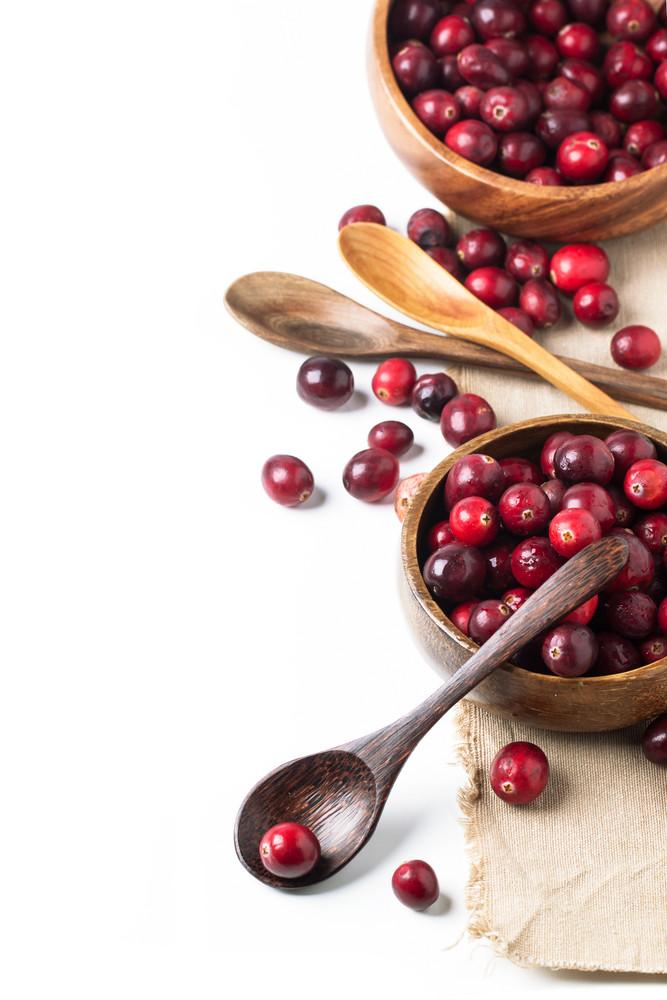 Bacia De Cranberries