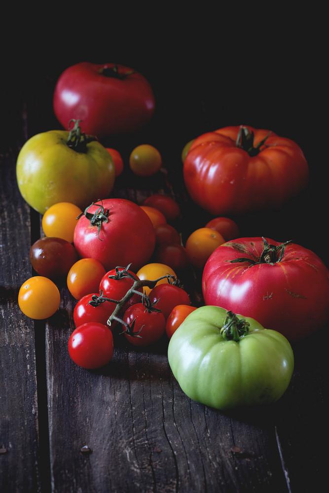 Assortment Of Tomatoes
