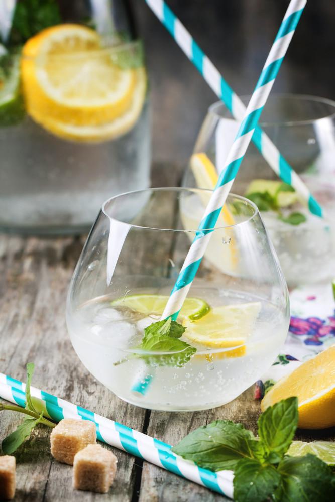 Glasses For Lemonade