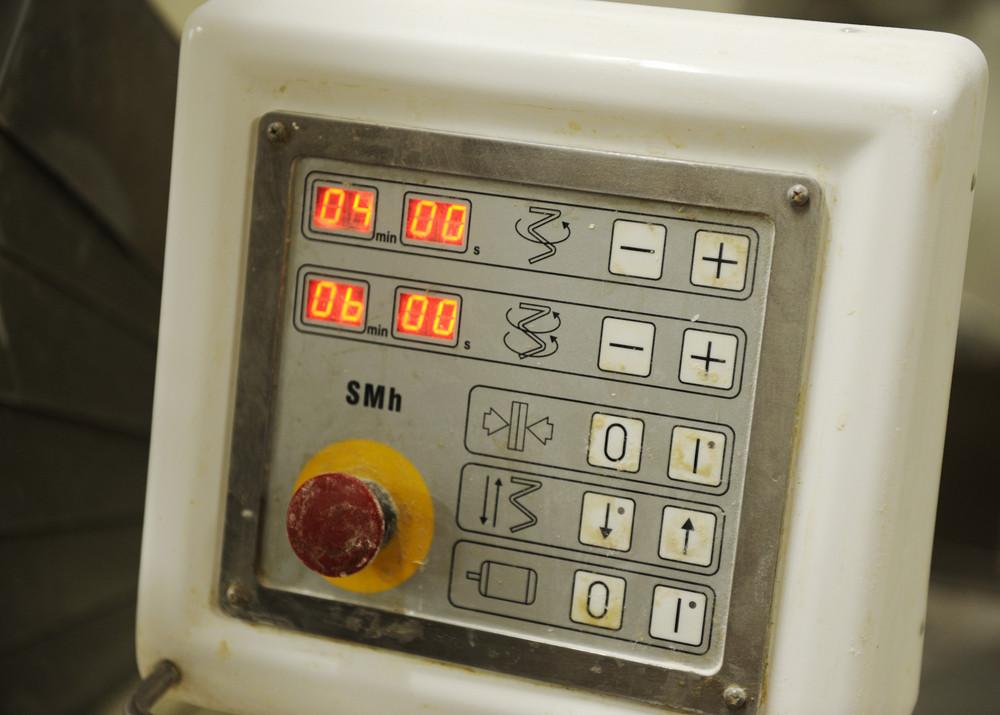 Measure equipment in factory
