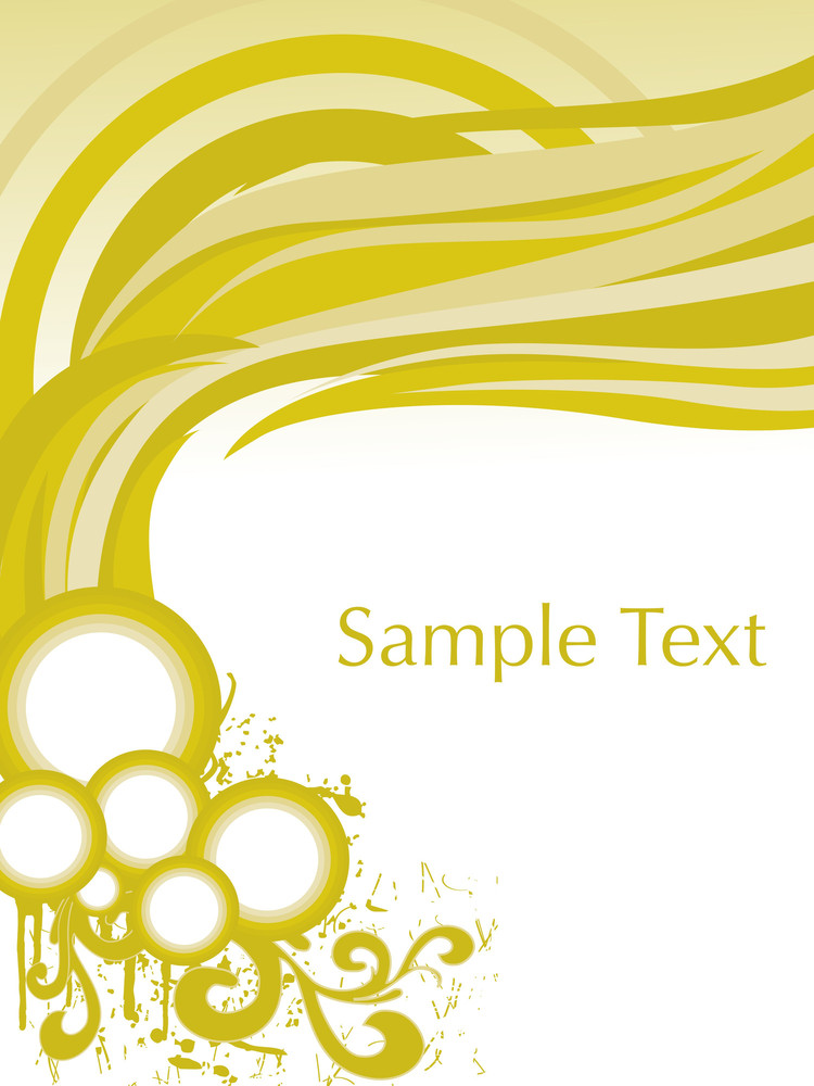 Abstract Arch Pattern Greeting Card