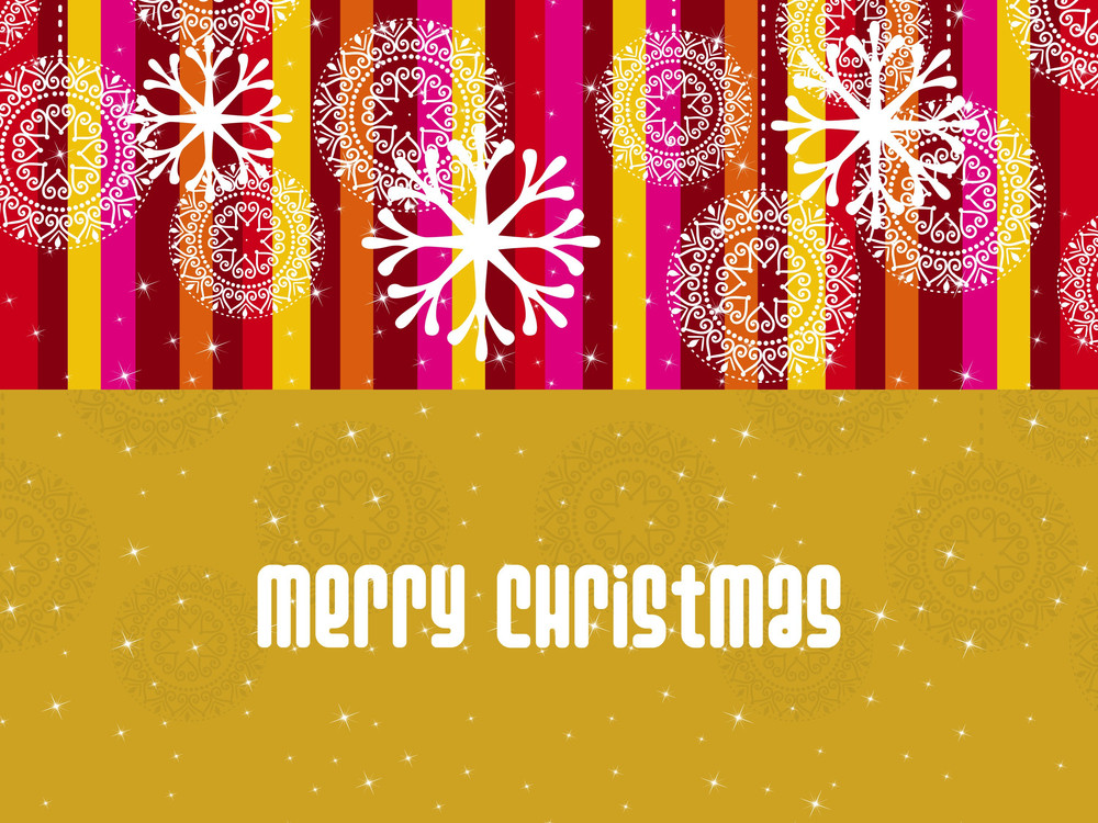 Abstract Background For Christmas Day