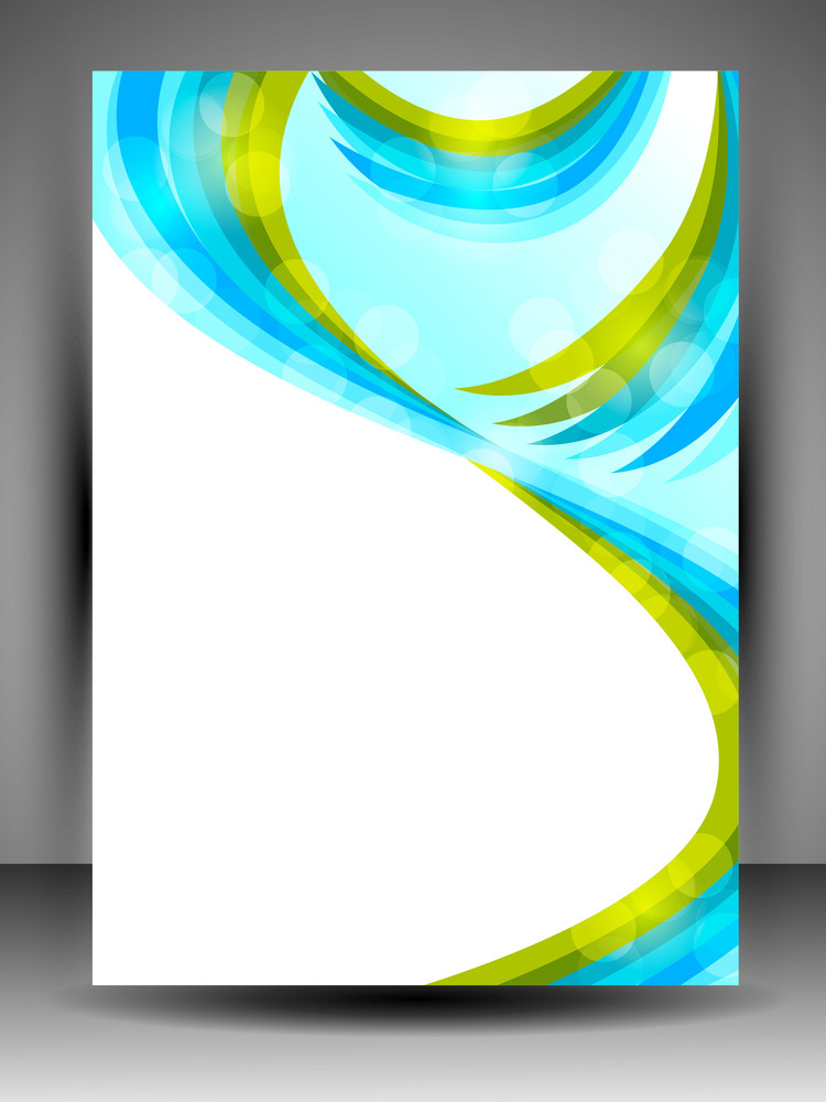 Abstract Background Water Splash