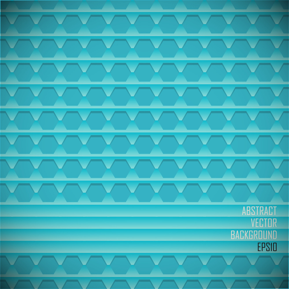 Abstract Background With Geometrical Ornament Cut Out On A Standard Sheet.vector Illustration.