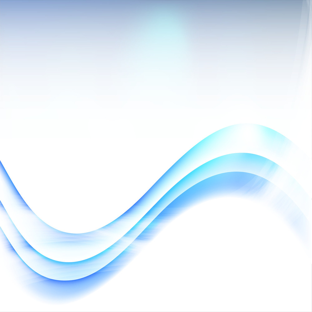 Abstract Background With Water Waves And Space For Your Text