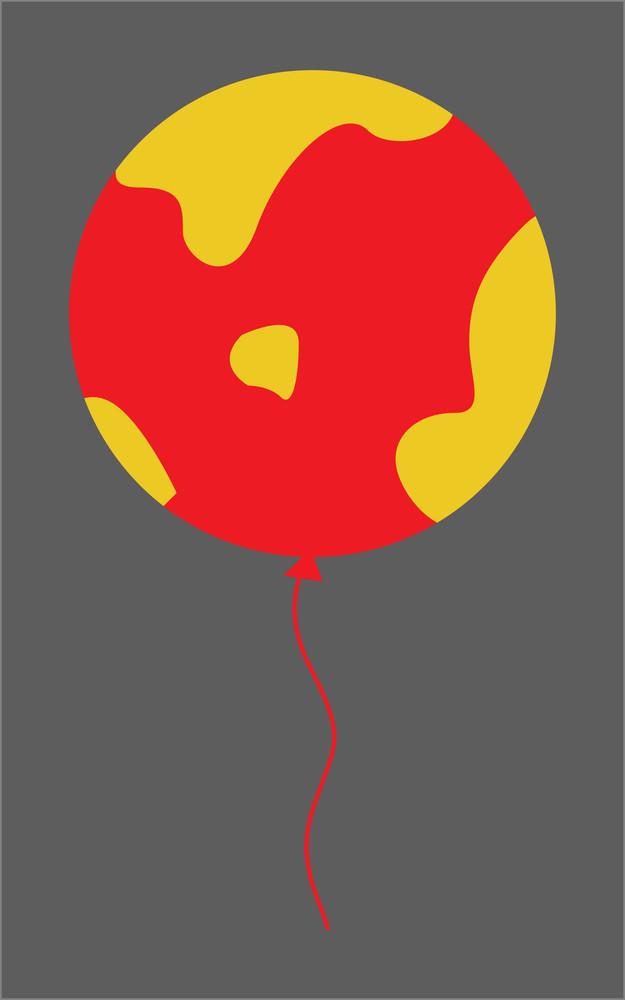 Abstract Balloon Design