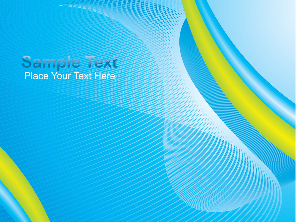 Abstract Blue Background Texture Illustration