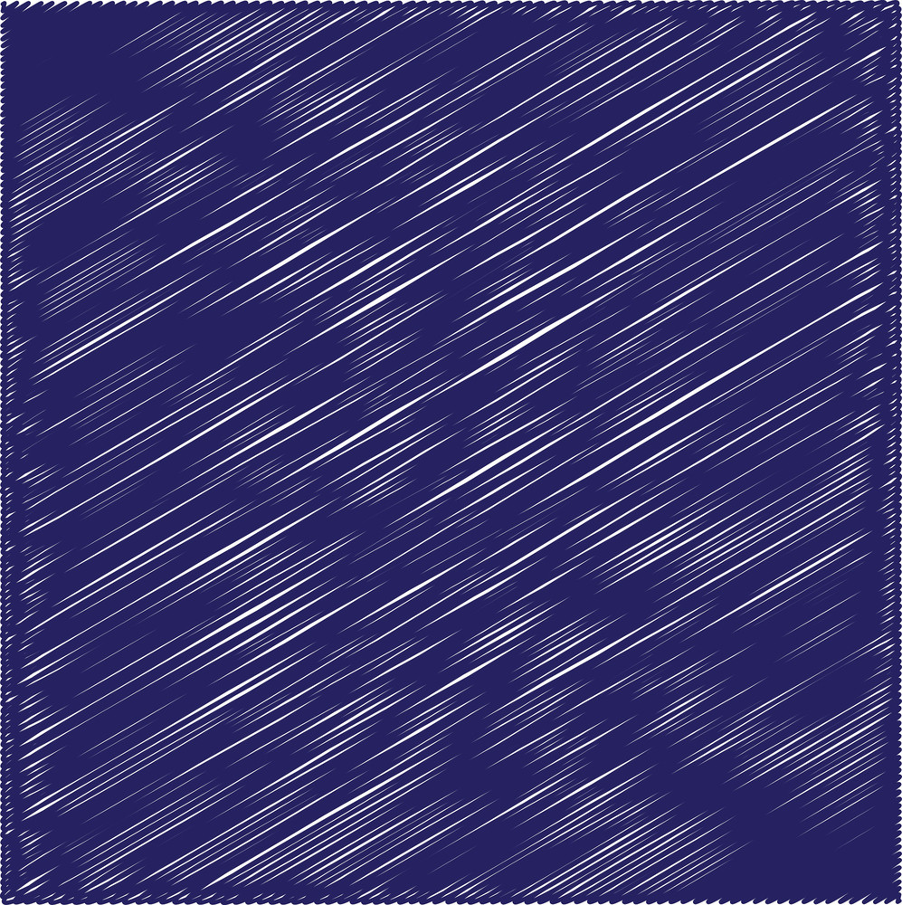 Abstract Blue Scribble Background