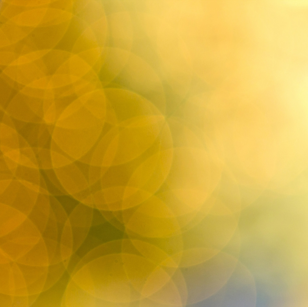 Abstract Blur Bubbles Background