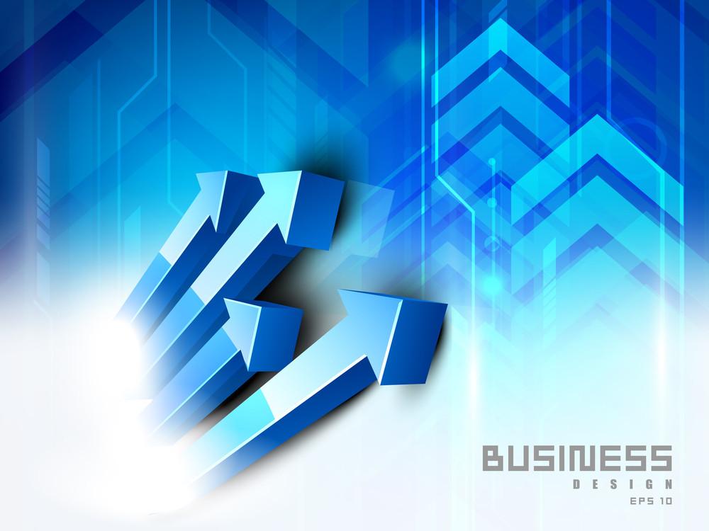 Abstrakt Business-Konzept