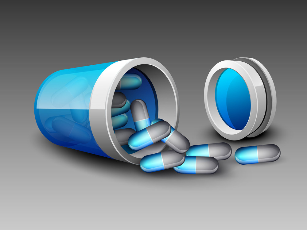 Abstract Capsules Background 1