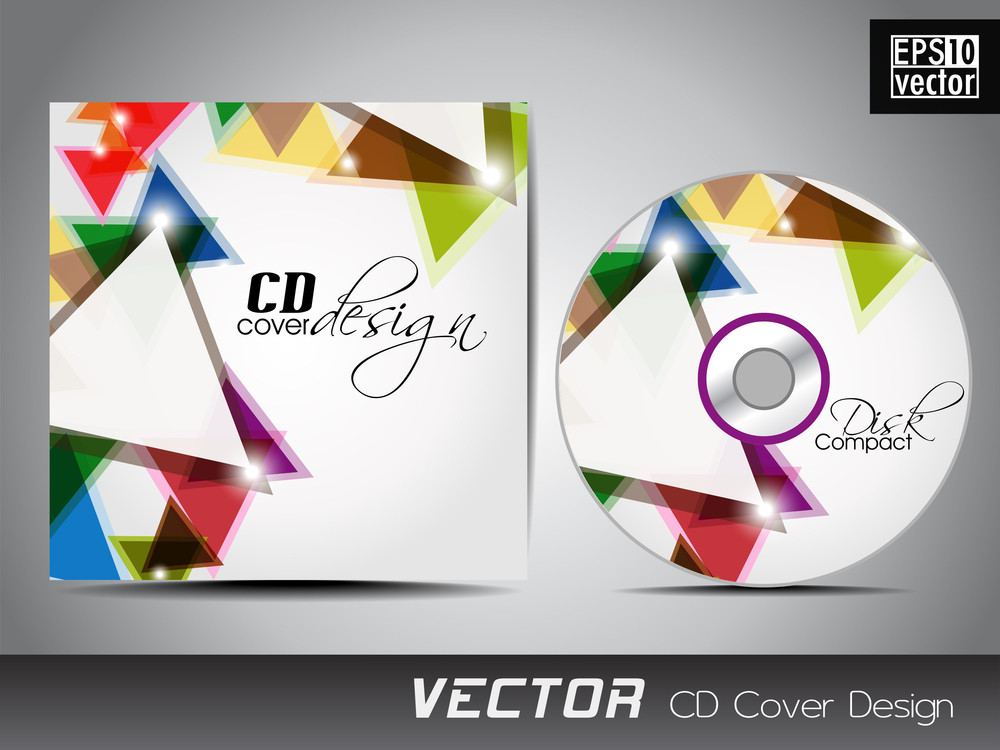 Abstract Cd Cover.