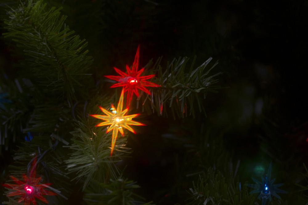 Abstract Christmas Graphic